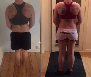 Kristina vægttab 8 uger online