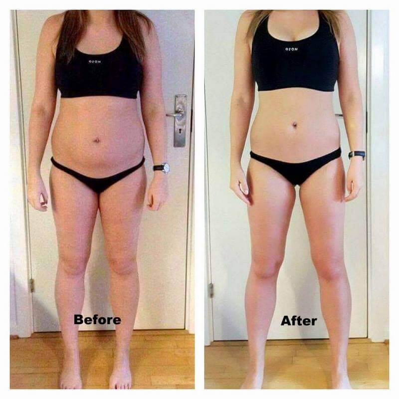 Anne vægttab forfra – 8 uger online forløb