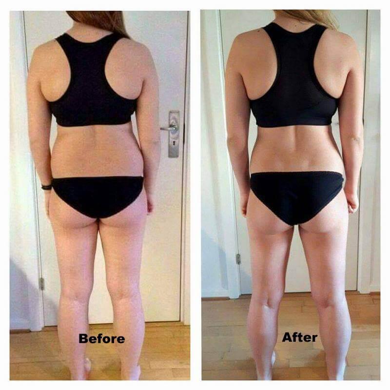 Anne vægttab bagfra – 8 uger online forløb
