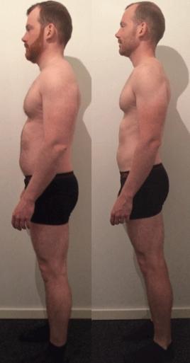 Christians cut - 18 uger m. personlig træning