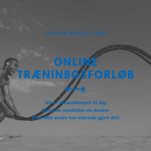 træningsforløb online