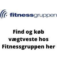 fitnessgruppen vægtveste