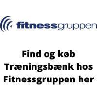 Træningsbænk Fitnessgruppen