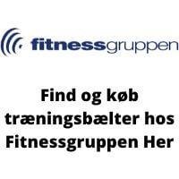 træningsbælte fitnessgruppen