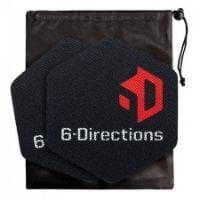 6 directions glidemåtter