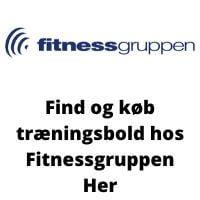 fitnessgruppen træningsbold